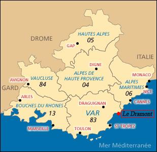 Balade dans le sud le dramont lalydo 39 s blog - Office du tourisme gourdon ...