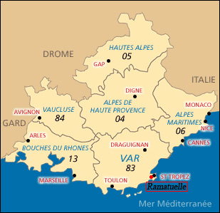 Balade dans le sud ramatuelle lalydo 39 s blog - Office tourisme ramatuelle ...