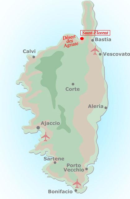 Viva corsica p riple au coeur de l 39 agriate destination saint florent lalydo 39 s blog - Office tourisme saint florent ...