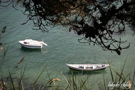 plage de la touesse bateau