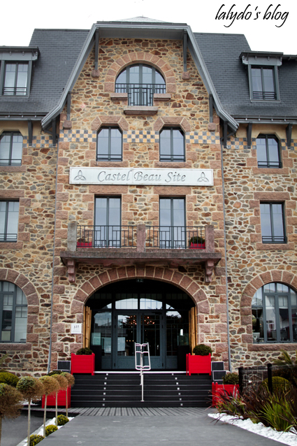 Hotel Restaurant Ploumanach
