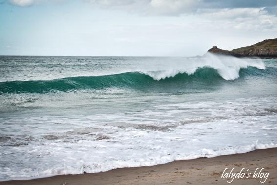 vagues plage du verger 3