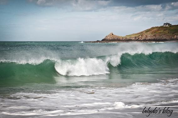 vagues plage du verger 4