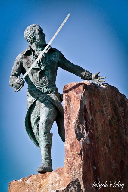 statue-corsaire-granville