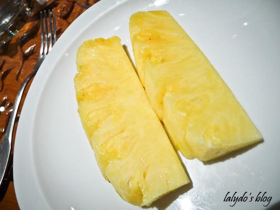 ananas javanais saint malo