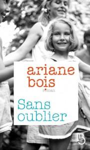 Sans oublier Ariane Bois