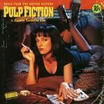 pulp fiction jaquette disque