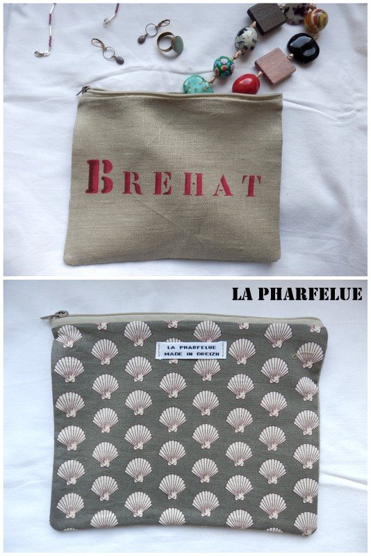 pochette la pharfelue