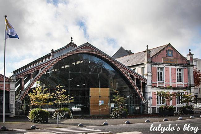 Ancienne Gare Saint-Brieuc