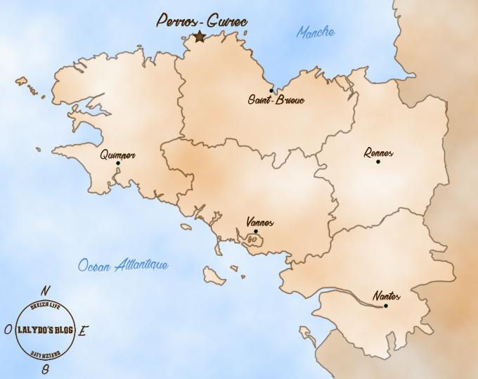 Les sept les l 39 archipel aux oiseaux lalydo 39 s blog - Office du tourisme perros guirec bretagne ...