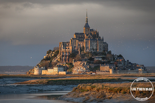 mont saint michel lalydo blog