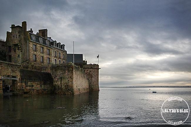Grandes marees mont saint michel lalydo blog 1