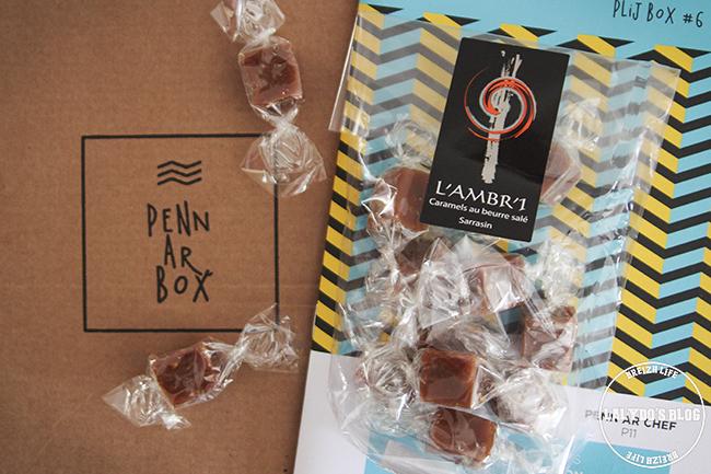 penn ar box avril caramel lalydo blog
