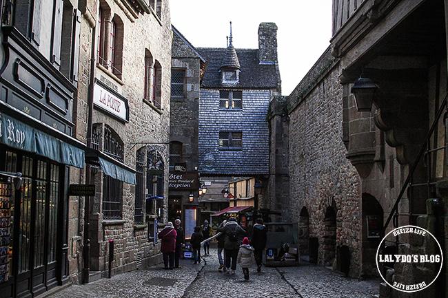 rue mont saint michel lalydo blog 5