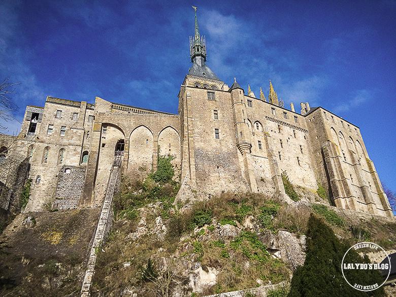 abbaye mont saint michel lalydo blog