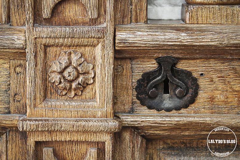 détails abbaye mont saint michel lalydo blog 2