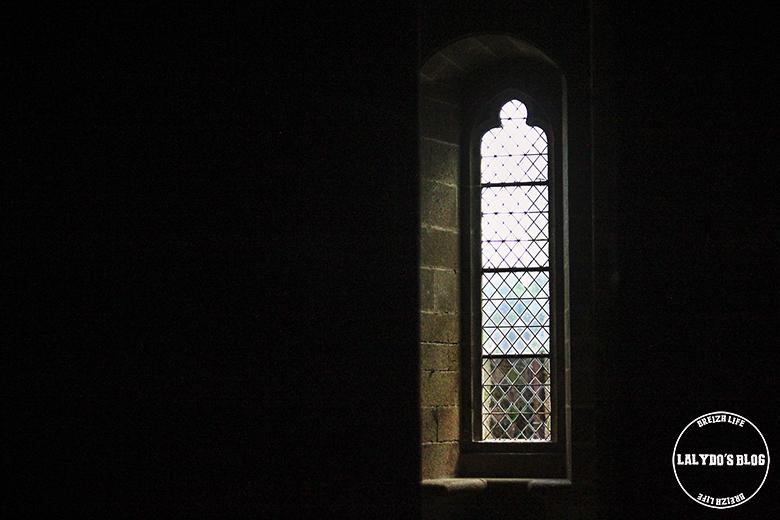 détails abbaye mont saint michel lalydo blog 4