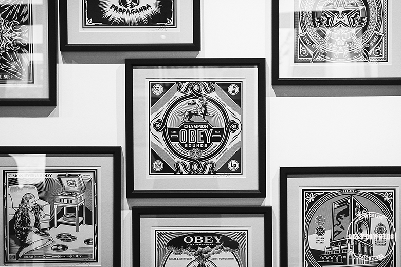 obey to music art rock lalydo blog 5
