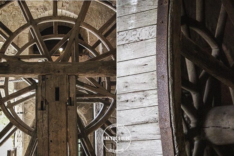 roue abbaye mont saint michel lalydo blog