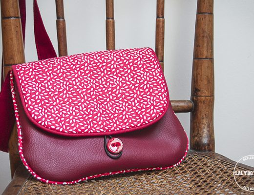 sac claire rainette lalydo blog