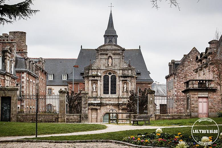 chapelle ancien couvent dinan lalydo blog