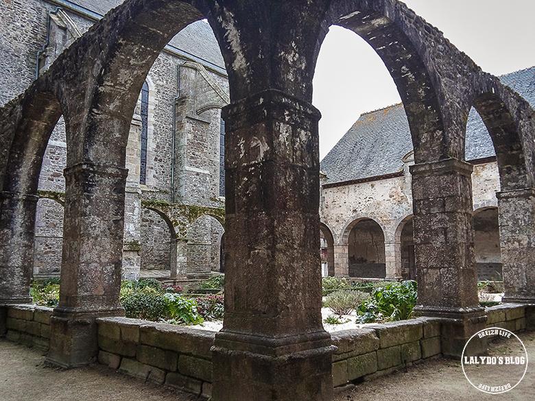 cloitre abbaye saint magloire lalydo blog 2