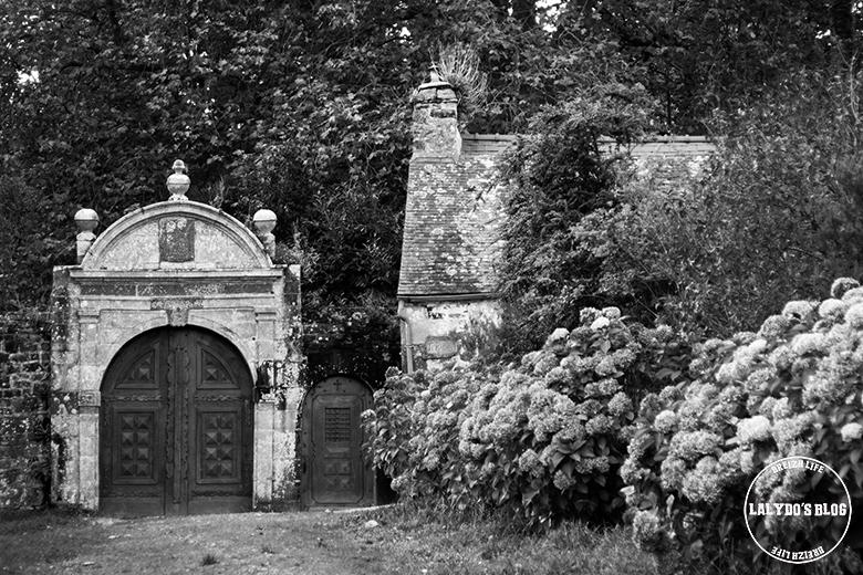 ancienne abbaye landevennec lalydo blog