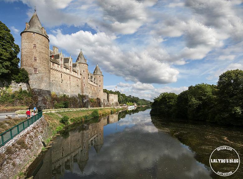 canal et chateau josselin lalydo blog 3