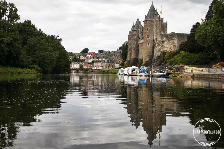 canal et chateau josselin lalydo blog 4