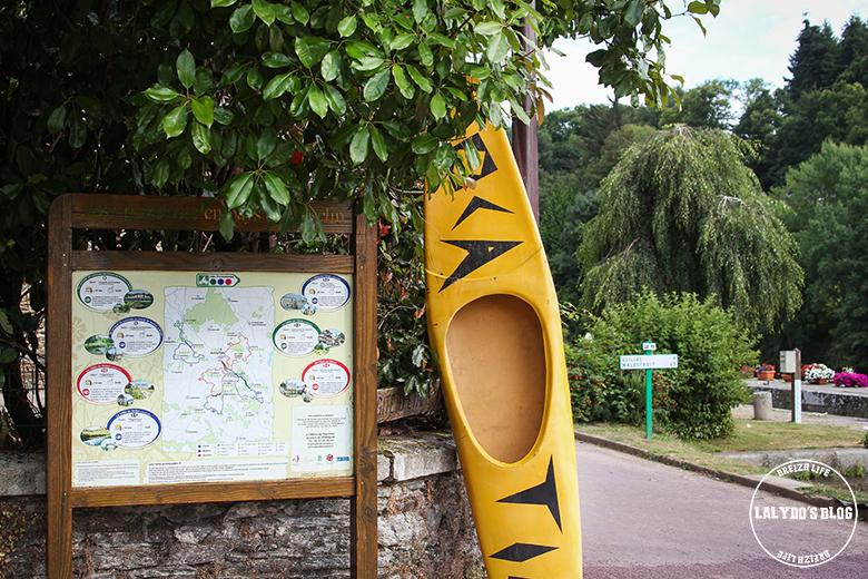 canoe canal josselin lalydo blog 2