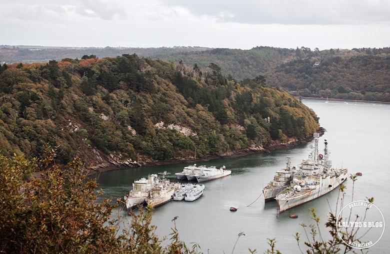 cimetiere bateaux landevennec lalydo blog 2