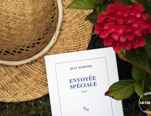 envoyee speciale jean echenoz