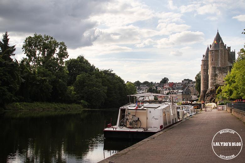 canal et chateau josselin lalydo blog 10