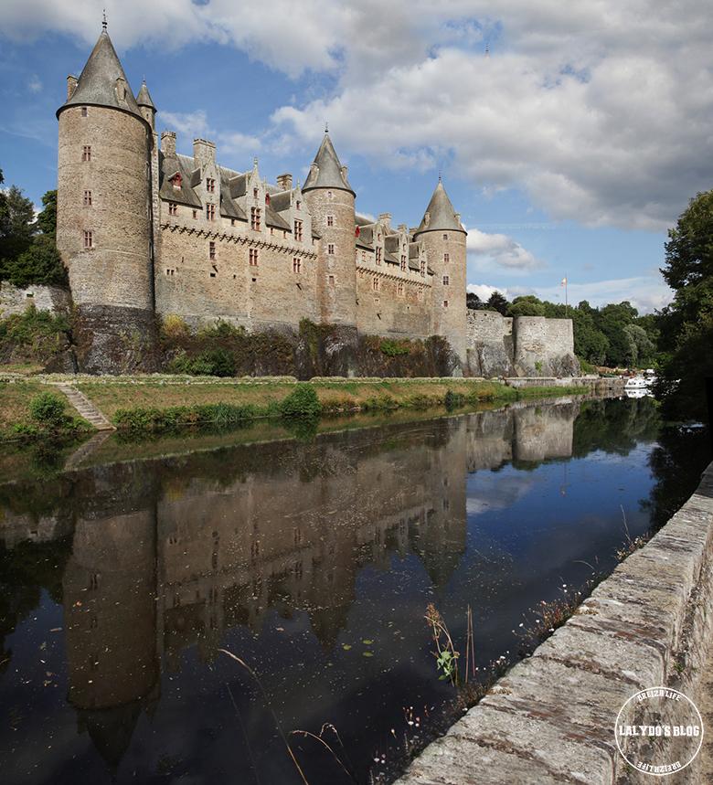canal et chateau josselin lalydo blog 2