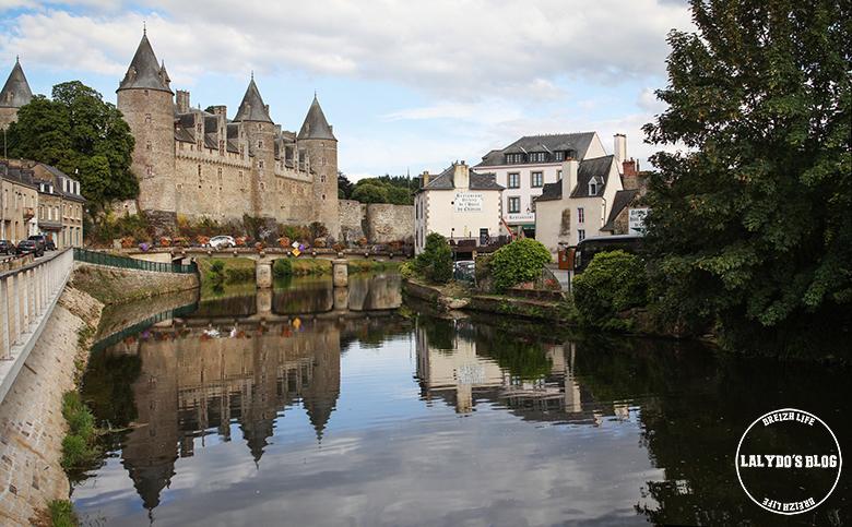 canal et chateau josselin lalydo blog 7