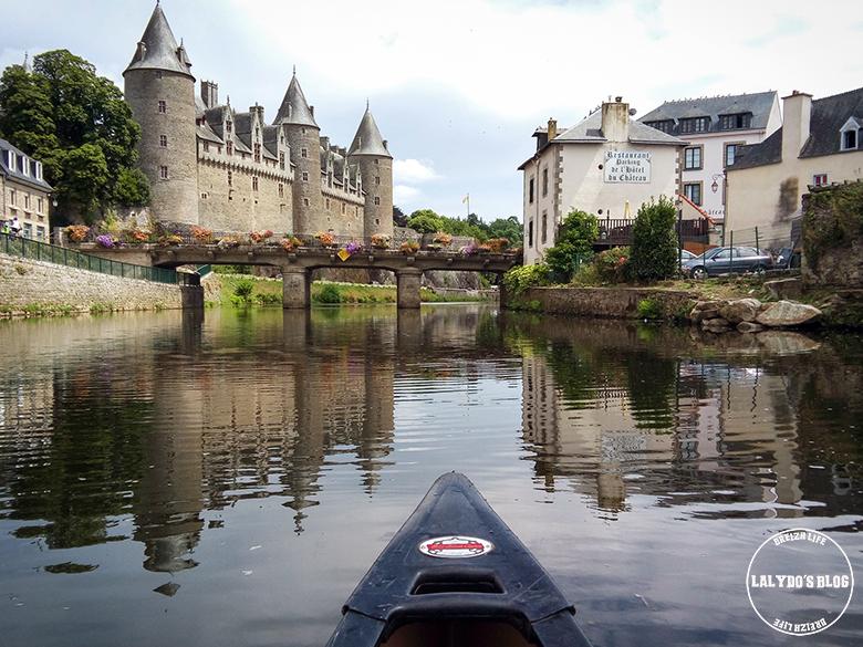 canal et chateau josselin lalydo blog 8