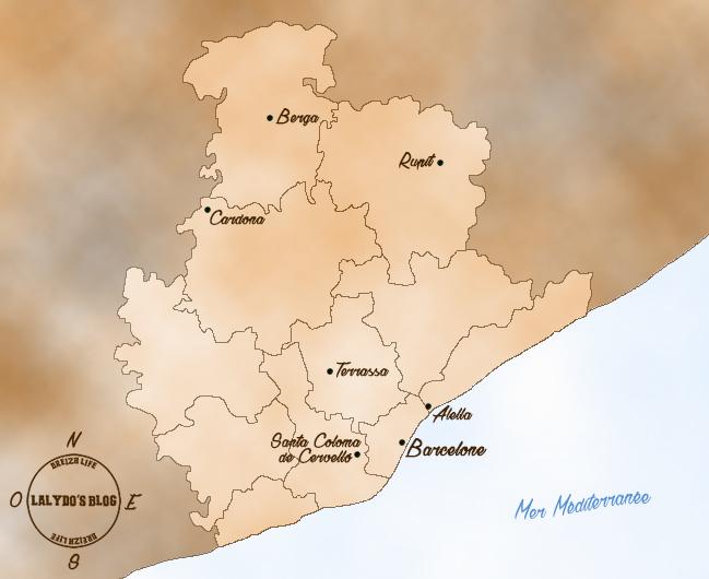 region-de-barcelone