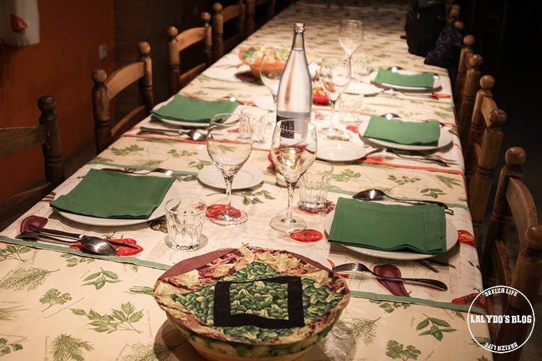 Moli del caso table repas lalydo blog
