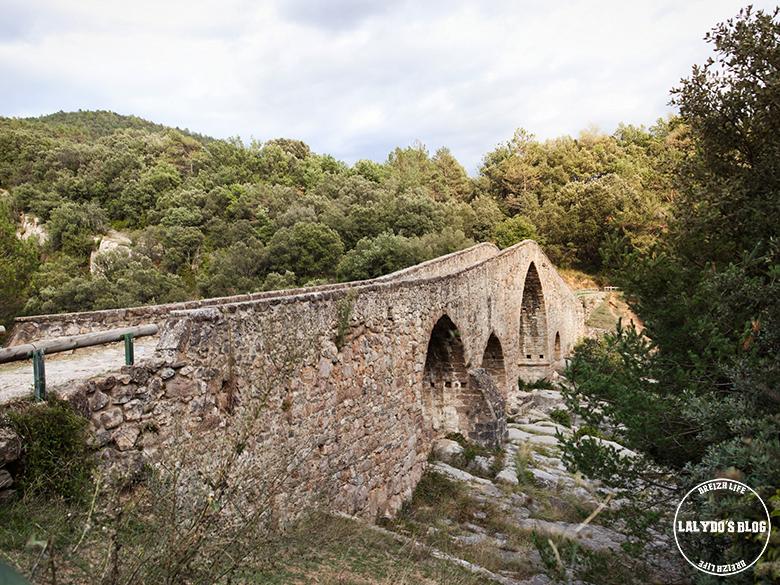 Voie verte du Llobregat lalydo blog 4