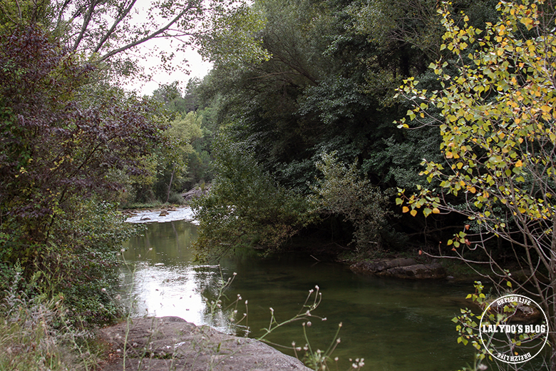 Voie verte du Llobregat lalydo blog 7
