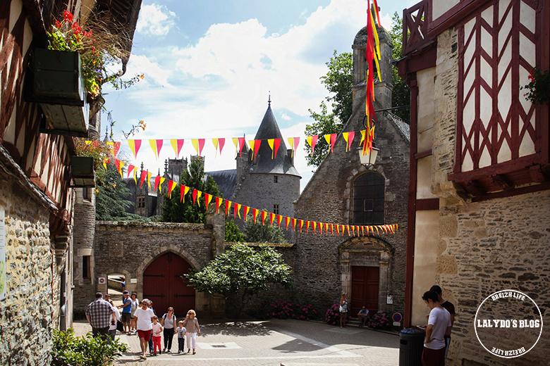 chateau de josselin lalydo blog 7