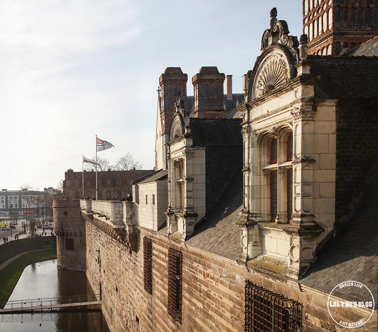 nantes chateau des ducs de bretagne lalydo blog 1