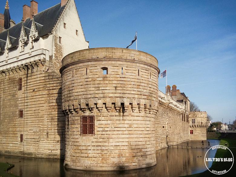 nantes chateau des ducs de bretagne lalydo blog 10