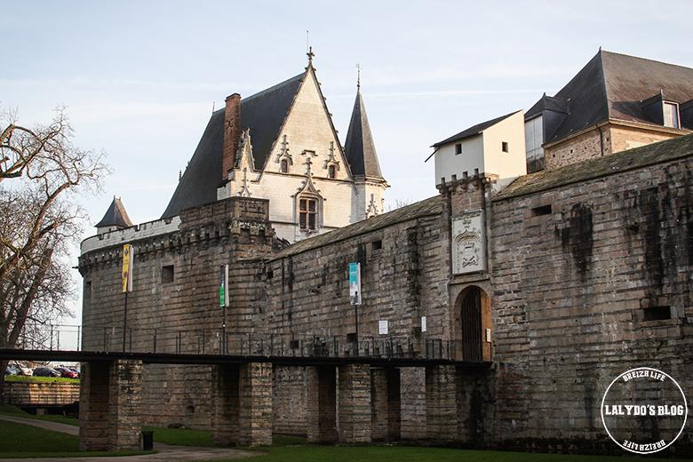 nantes chateau des ducs de bretagne lalydo blog 9