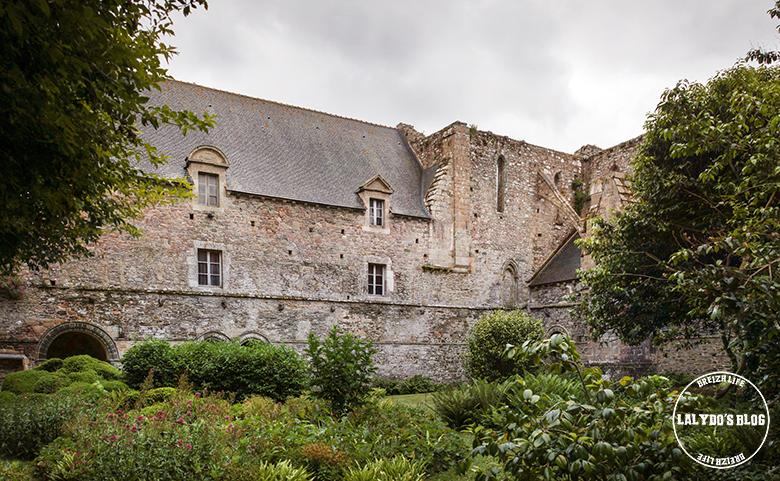 abbaye de beauport cloitre lalydo blog 6