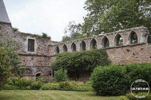 abbaye de beauport jardin lalydo blog