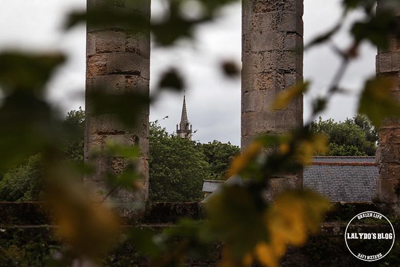 abbaye de beauport refectoire lalydo blog 2