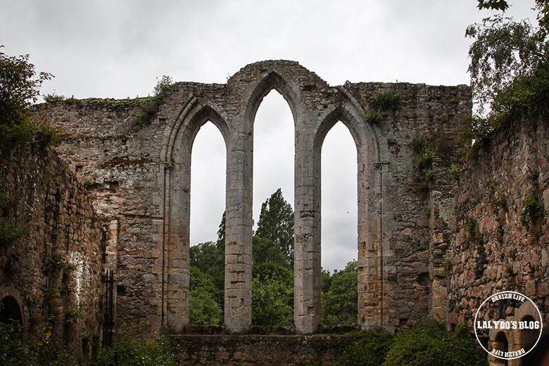 abbaye de beauport refectoire lalydo blog
