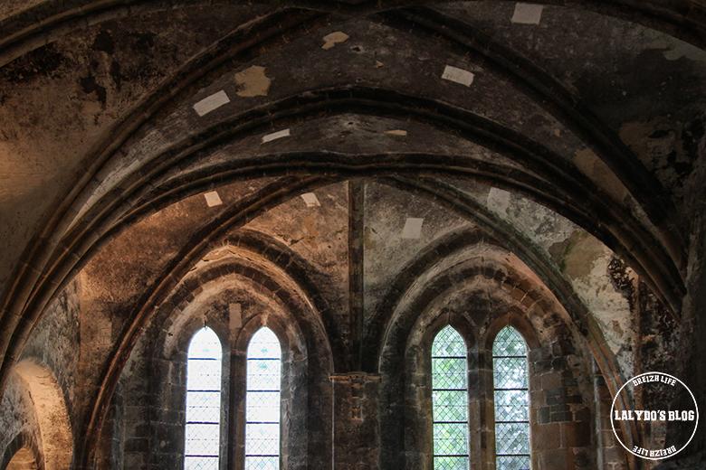 abbaye de beauport salle capitulaire lalydo blog 3