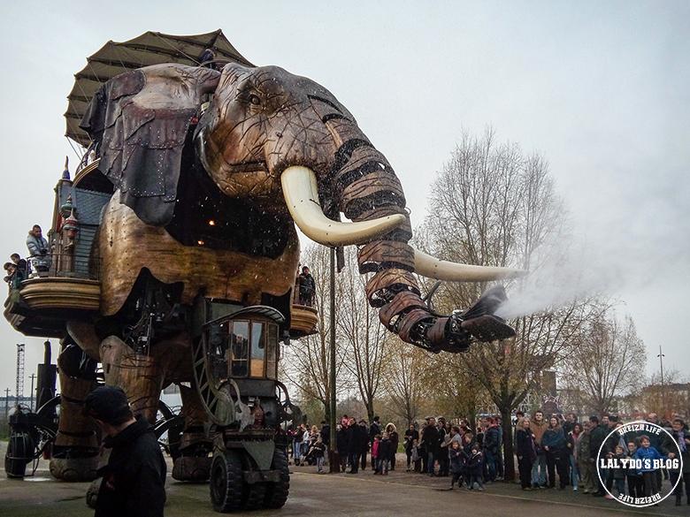 machines de l'ile nantes éléphant lalydo blog 2